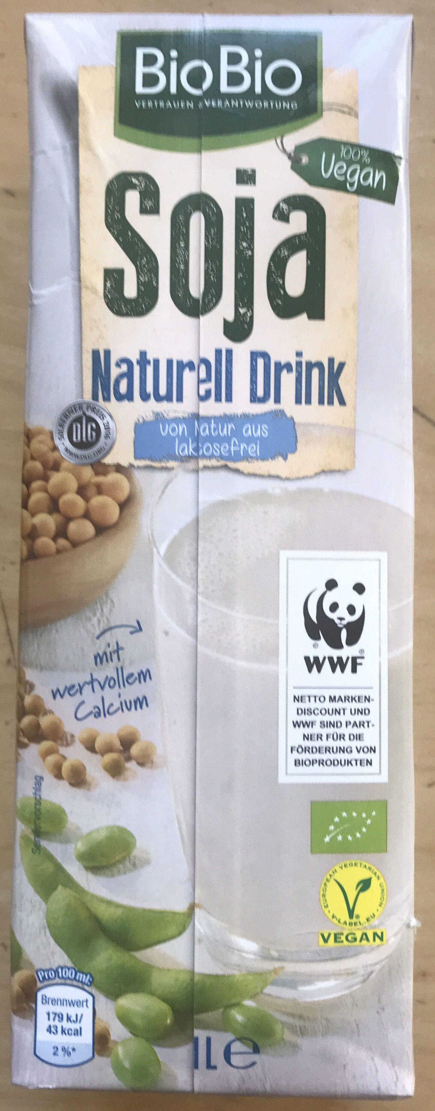 Soja Naturell Drink - Product - de