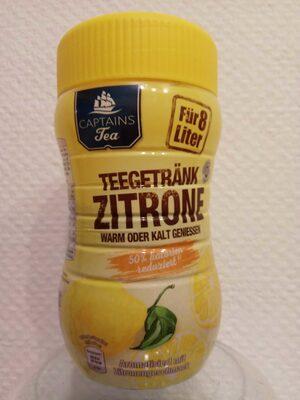 Teegetränk Zitrone - Produit
