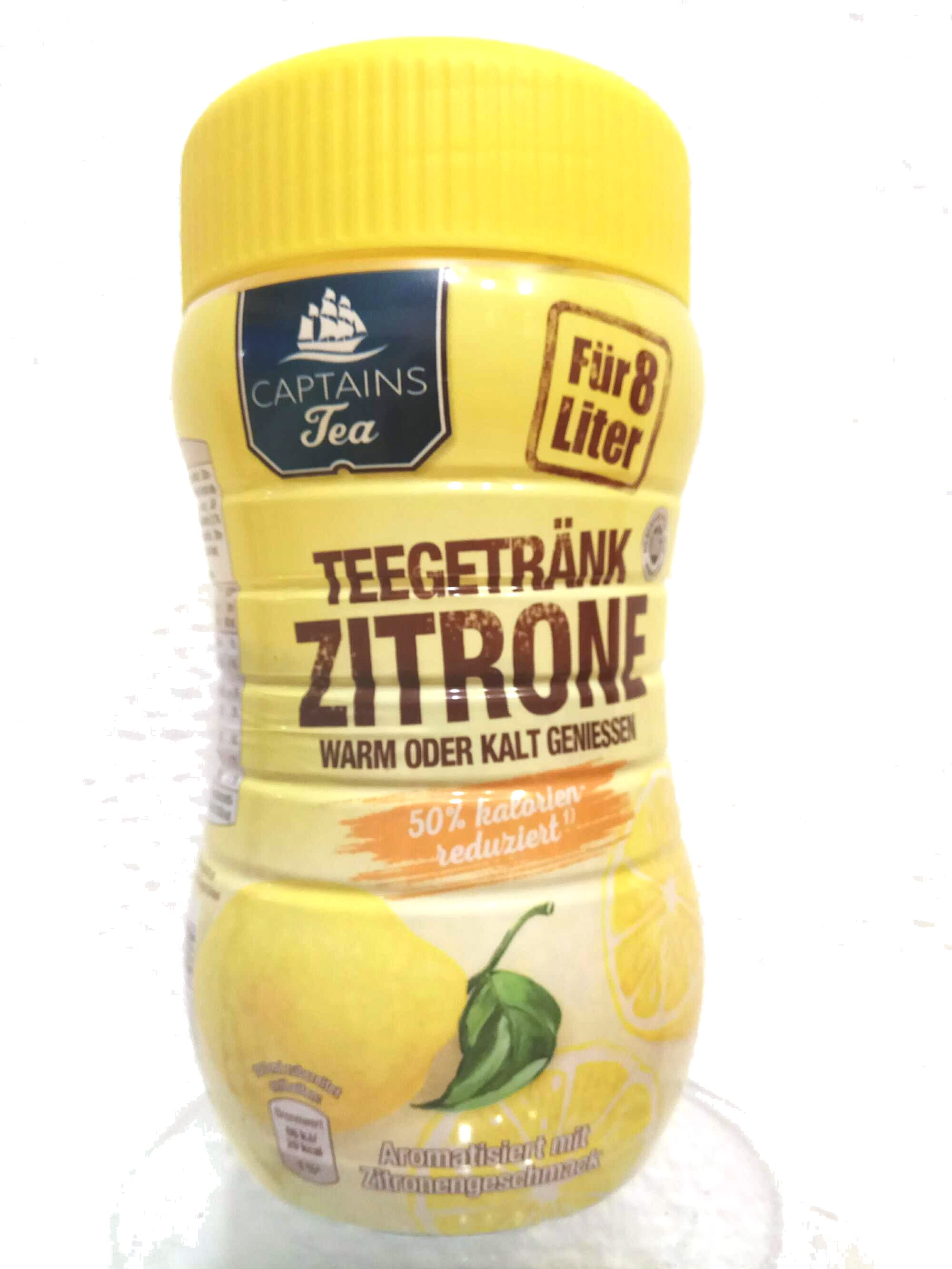Teegetränk Zitrone - Product