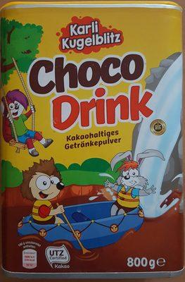 Choco Drink - Produkt