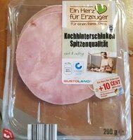 Kochschinken - Producto - de