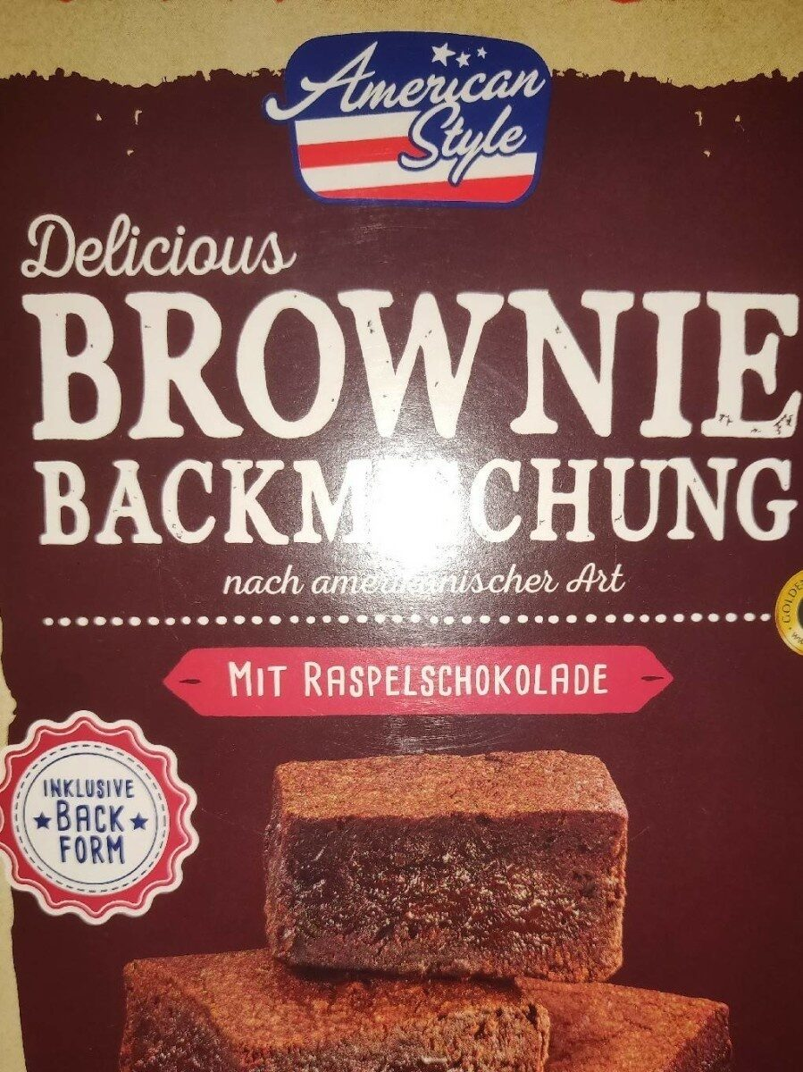 Brownie Backmischung - Produit - de