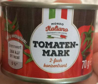 Tomatenmark 2-fach konzentriert - Produkt - de