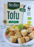 Tofu schnittfest - Produit - de