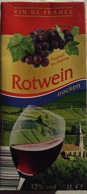 Rotwein trocken - Produkt