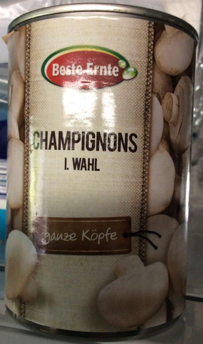 Champignons ganze Köpfe - Produit - de