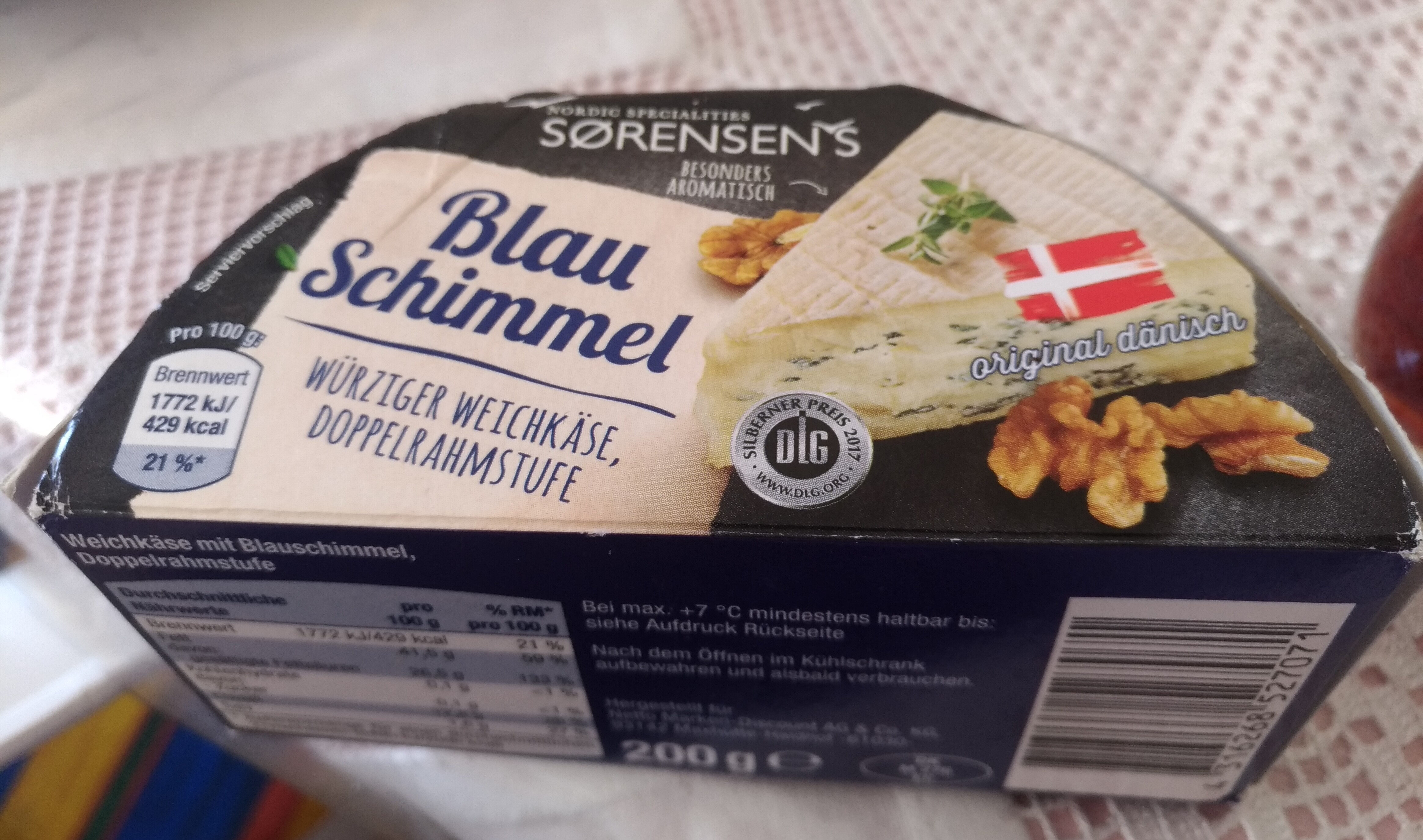 blau Schimmel Käse - Product - tr