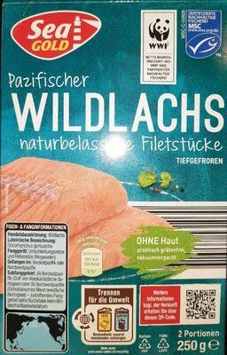 Wildlachs ohne Haut - Produkt - de