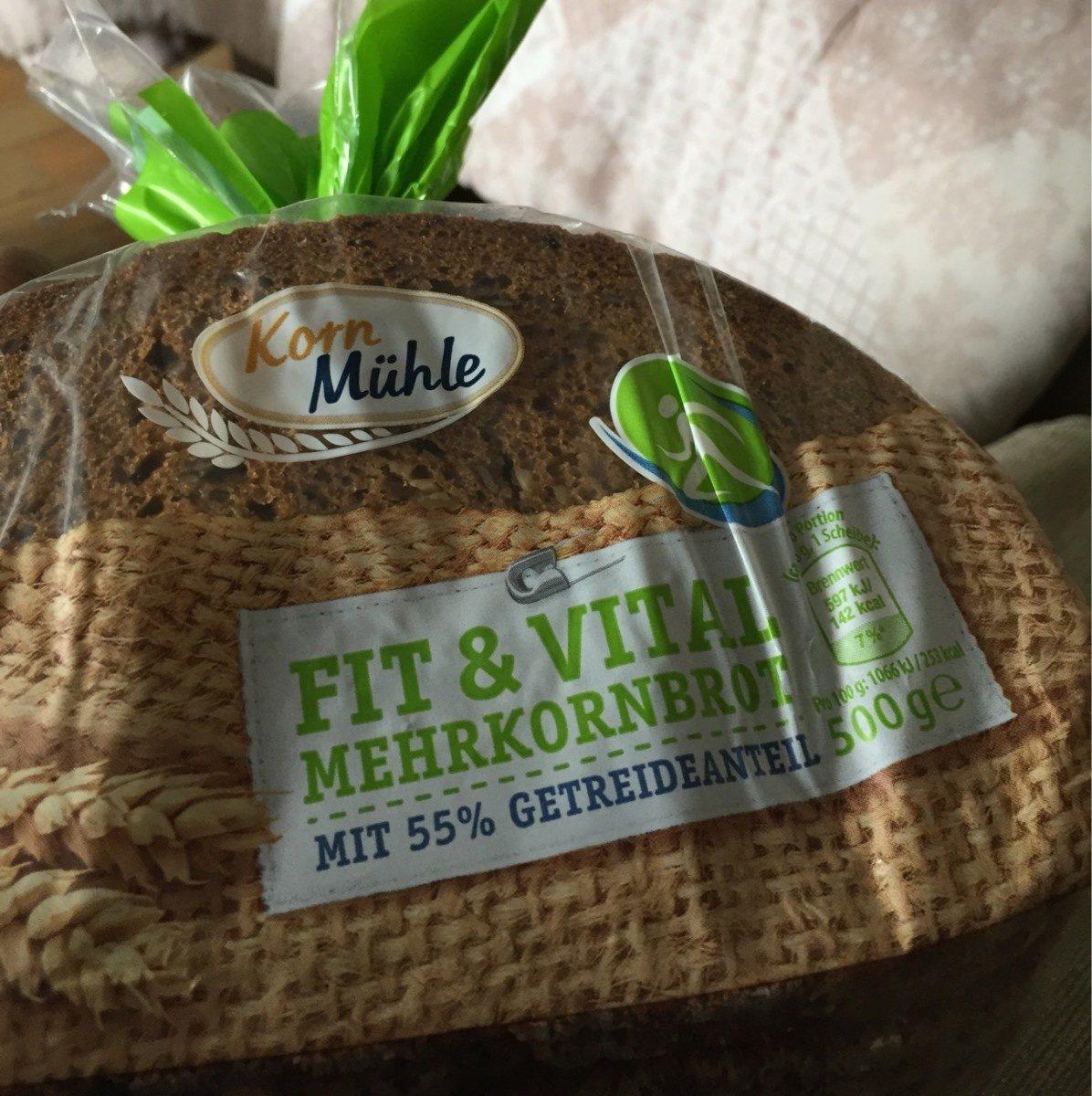 Fit , Mehrkornbrot - Produit