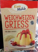 Weichweizengriess - Product - de