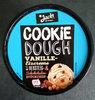 Vanille-Eiscreme mit Keksteig- und Schokoladenstückchen - Product