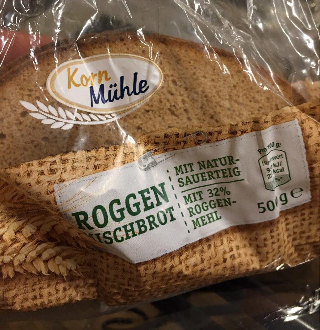 Roggen Mischbrot - Product - de