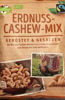 Cashew-erdnuss-mix, Geröstet - Produkt