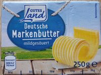 Deutsche Markenbutter - Product - de