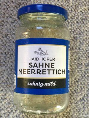 Sahnemeerrettich - Produit - de