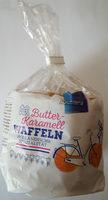 Butter-Karamell Waffeln - Produkt
