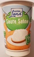Saure Sahne, 10% Fett - Produkt