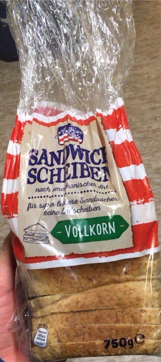 Sandwich Scheiben - Prodotto - de