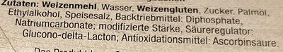 Sonntags-Brötchen - Ingredients - de