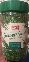 Schnittlauch getrocknet - Product