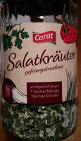 Salatkräuter gefriergetrocknet - Product - de