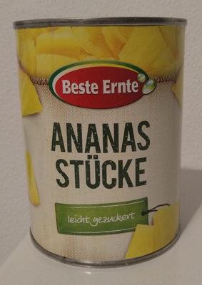 Ananasstücke - Produit - de