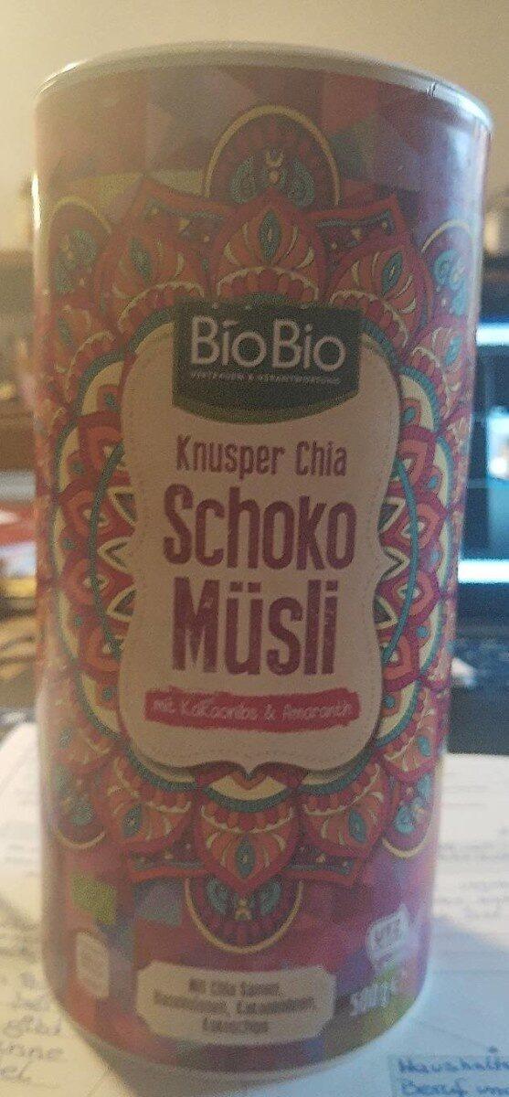 Schick's Müsli - Produit - de