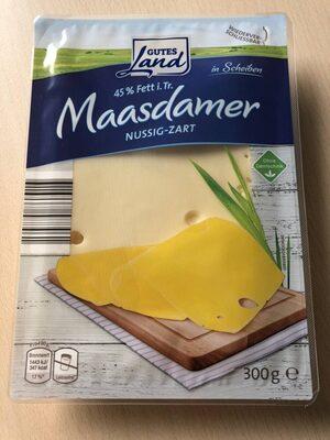 Maasdamer nussig zart - Product - de