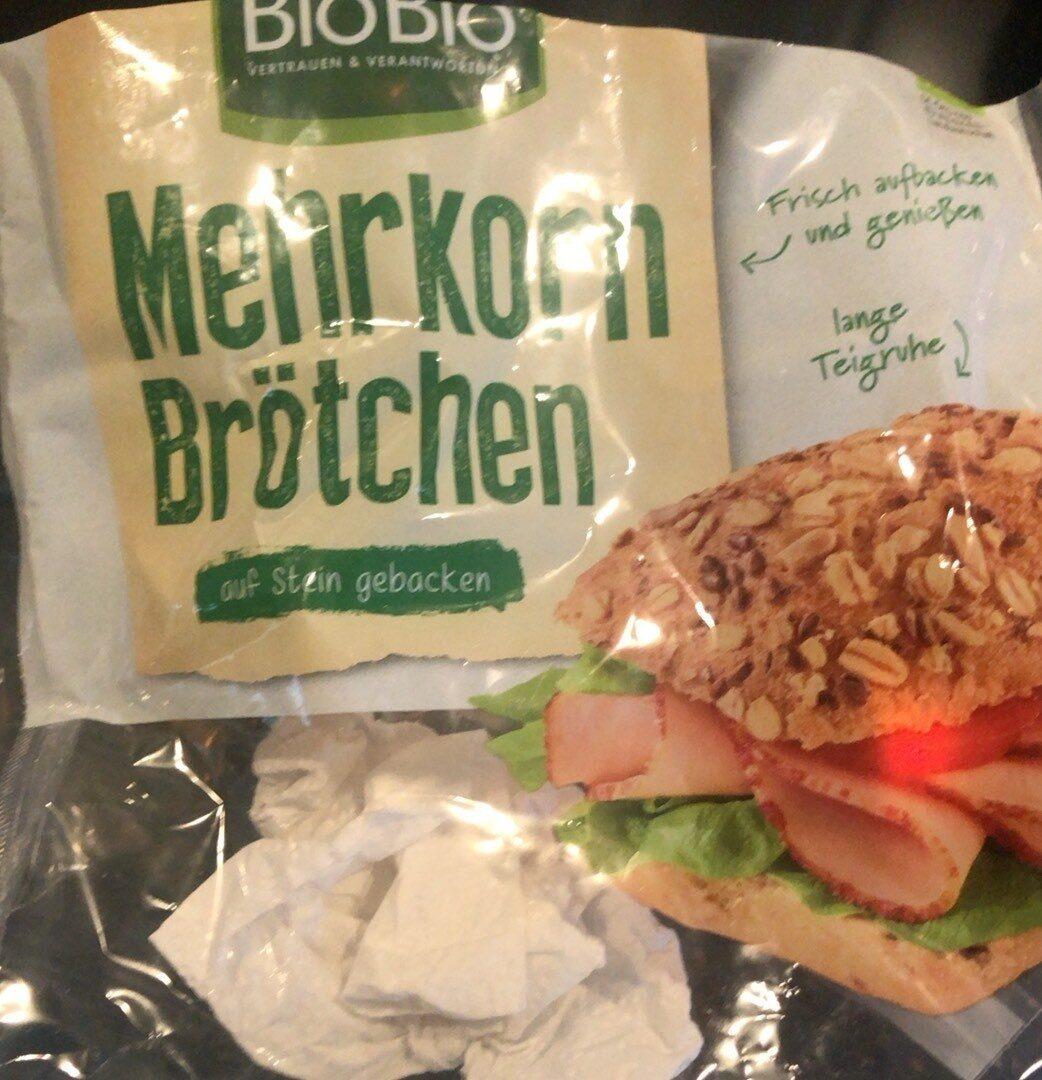 Mehrkorn Brötchen Bio - Product - de