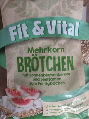Mehrkornbrötchen - Product - de