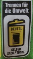 Mehrkornbrötchen - Recyclinginstructies en / of verpakkingsinformatie - de