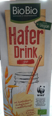 Hafer Drink pur - Product - de