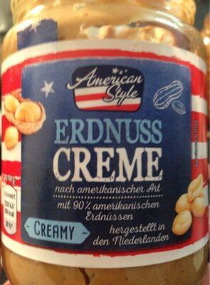 Erdnuss Creme - Prodotto - de