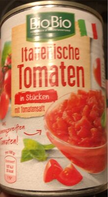 Tomaten in Stücken - 8