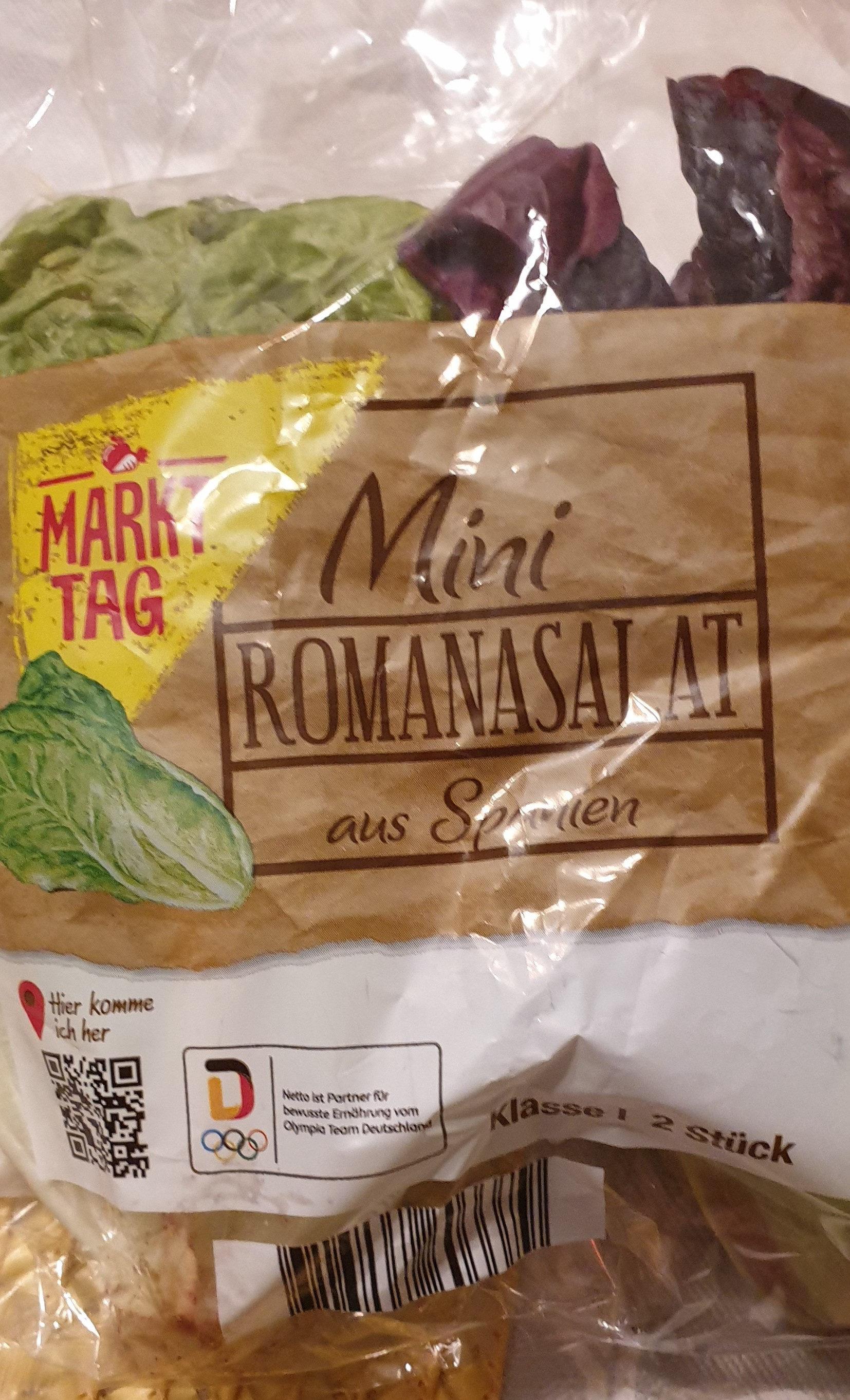 Mini Romanasalat - Produit - de
