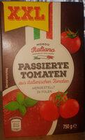passierte Tomaten - Produkt - de
