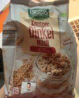 Knusper Dinkel Müsli - Produit - en