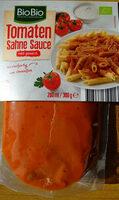 Tomaten-Sahne-Sauce - Produit - de