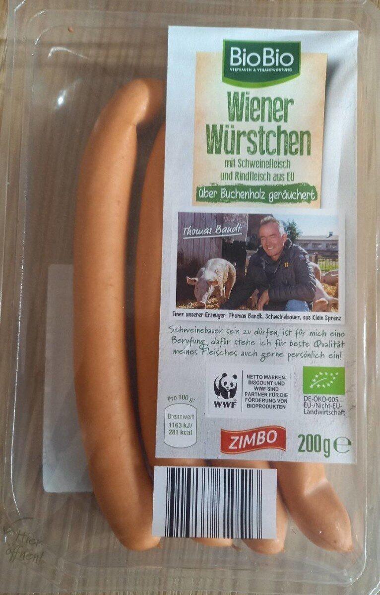 Wiener Würstchen - Produit - de