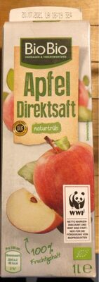 Apfel Direktsaft - Produit - de