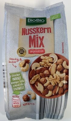 Nusskern Mix ungesalzen - Product - de