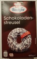 Schokoladenstreusel - Produkt - de