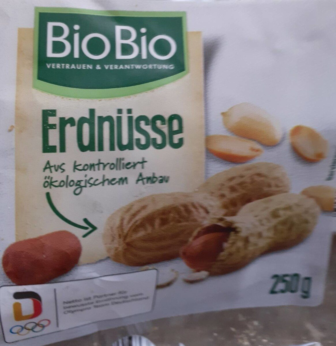 Erdnüsse - Produkt - de