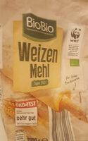 Weizenmehl Type 550 - Produit - de