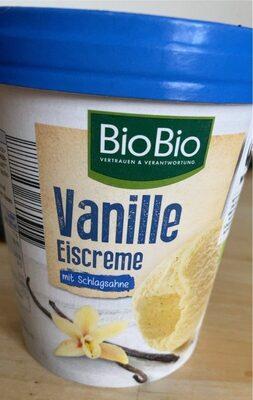 Vanille Eiscreme - Produit - de