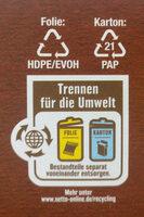 Leo Crisps - Wiederverwertungsanweisungen und/oder Verpackungsinformationen - de