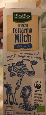 Frische Fettarme Milch - Produkt - de