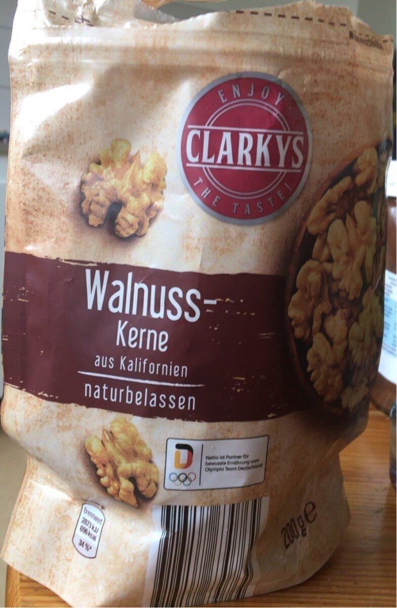 walnuss-kerne - Produit - de