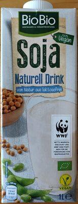 Soja Naturell Drink - Produit - de