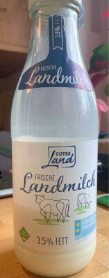 Frische Landmilch - Prodotto - de